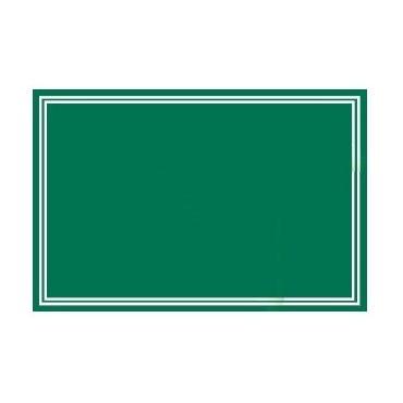 Etiquette Ardoisine verte