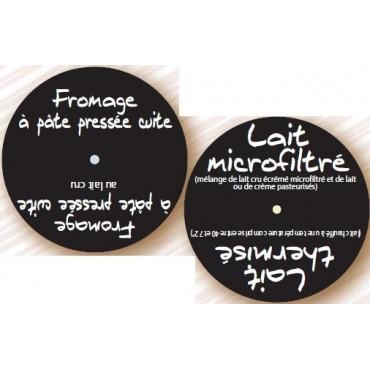 Kit de 10 disques 68 mm