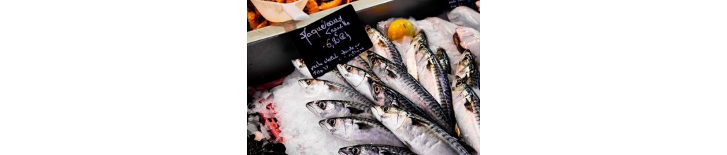 etiquette poissonnerie